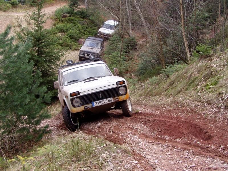 Lundi de pâques dans les Vosges... (photos) Sortie27