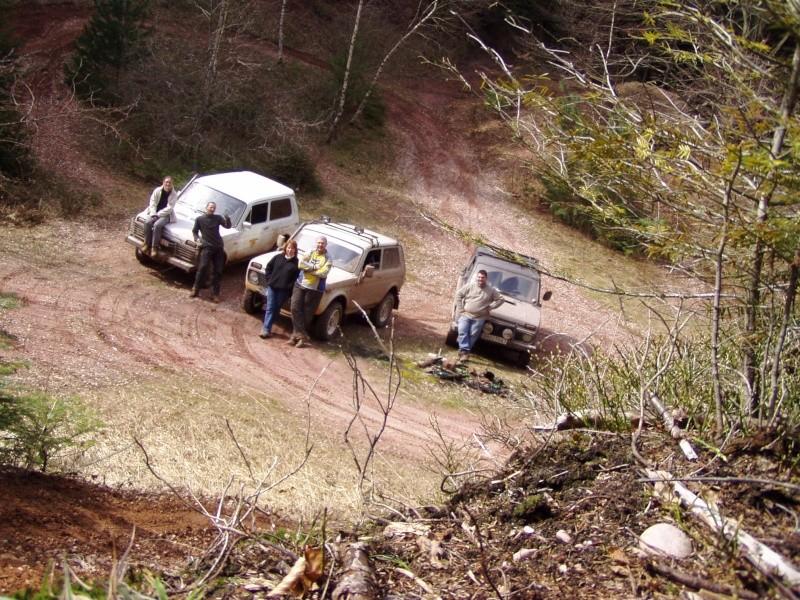 Lundi de pâques dans les Vosges... (photos) Sortie31