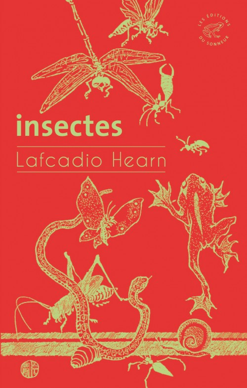 Lafcadio Hearn Insect10