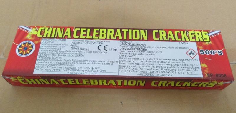 CHINA CELEBRATION CRACKERS 00112