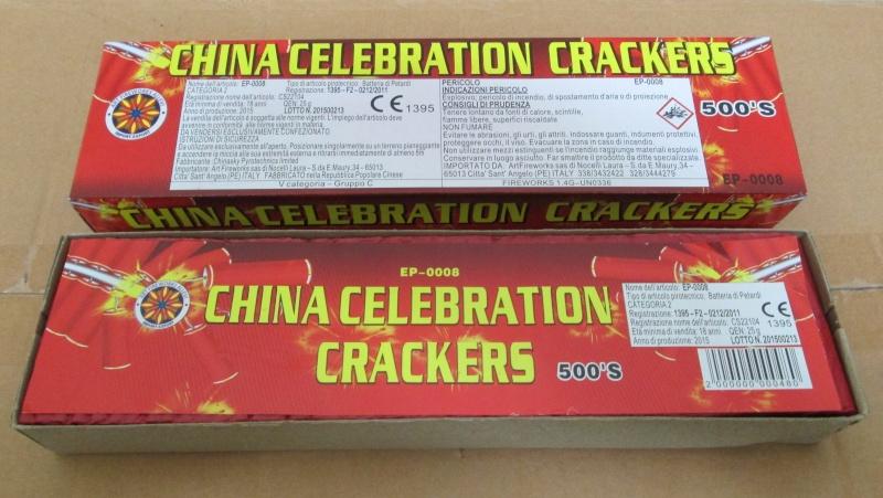 CHINA CELEBRATION CRACKERS 00215