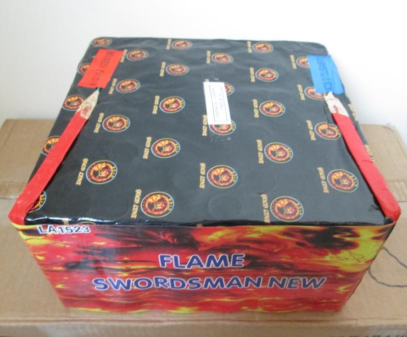 FLAME SWORDSMAN NEW 00311