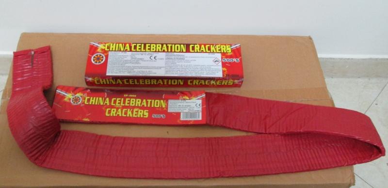 CHINA CELEBRATION CRACKERS 00314