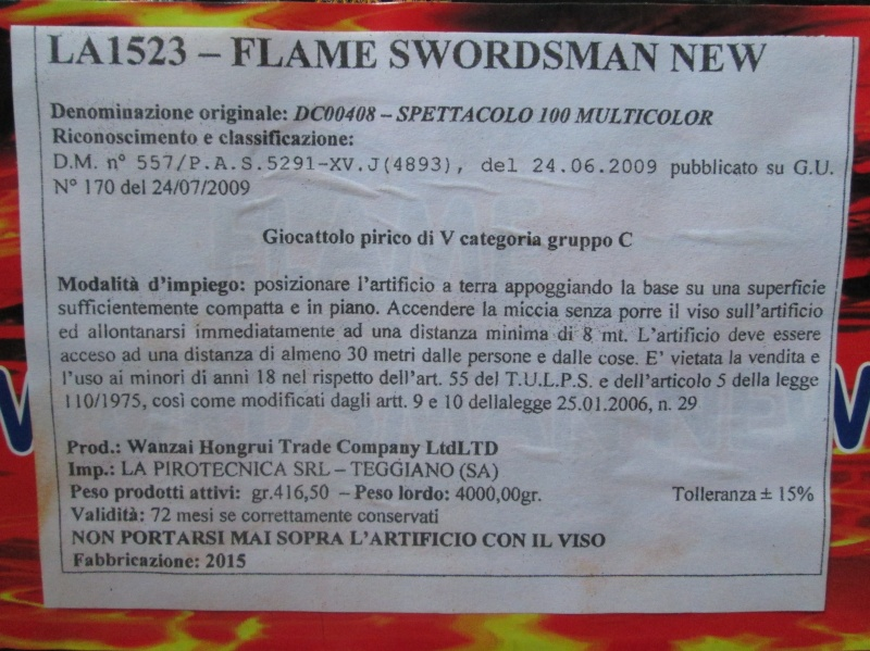 FLAME SWORDSMAN NEW 00411