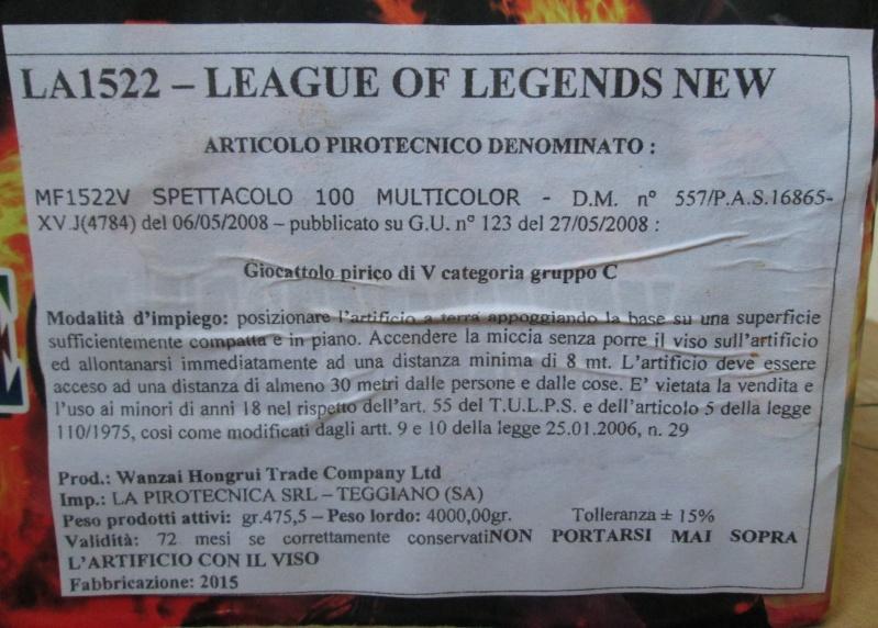 LEAGUE OF LEGENDS NEW 00711