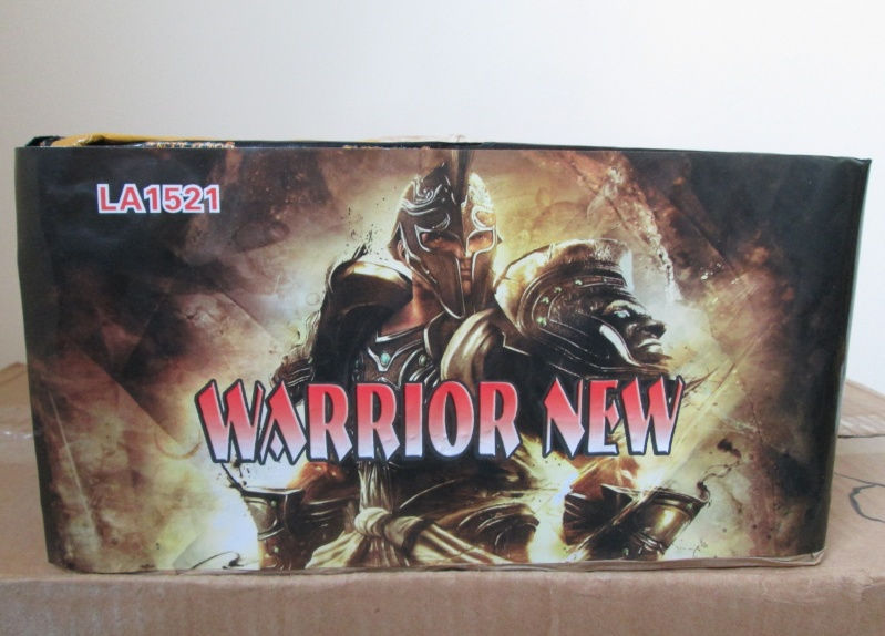WARRIOR NEW 00811