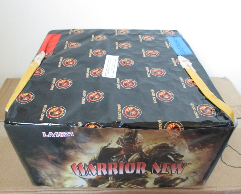 WARRIOR NEW 00911