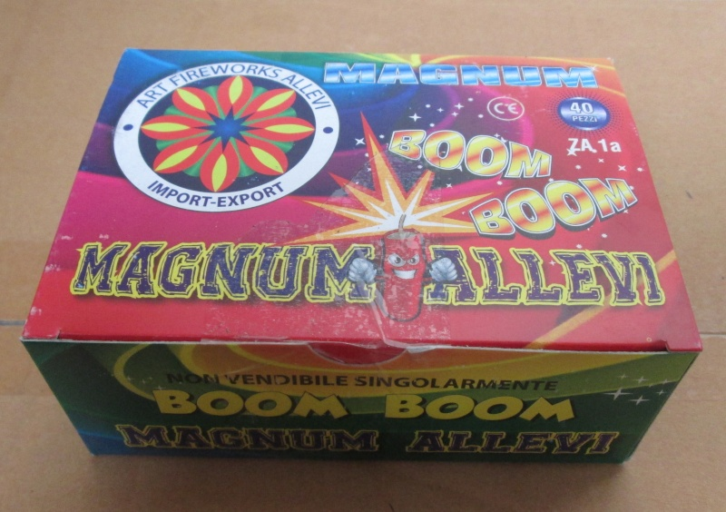 Magnum - MAGNUM ALLEVI (ZEUS ALBA) 03010