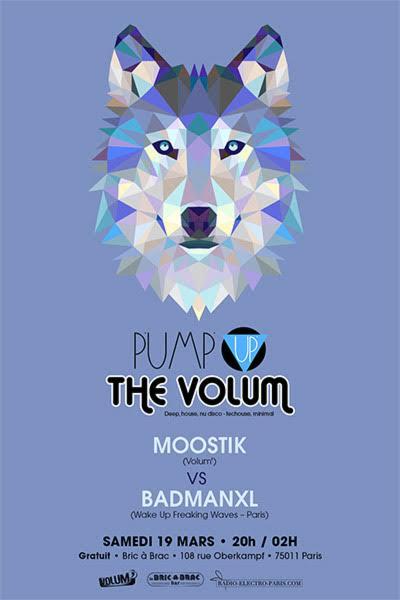Pump up the Volum': Bric à Brac - 19/03/16 Pump_u10
