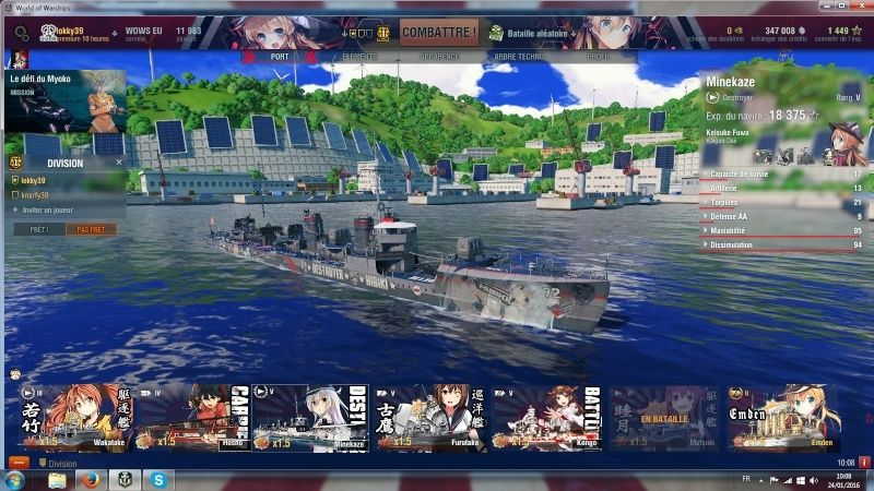 World of Warships - Page 2 Wows0110