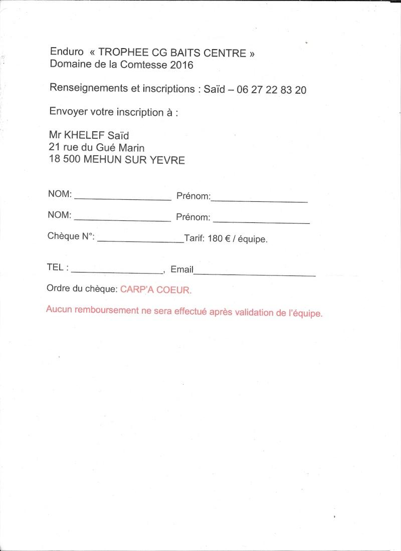 Trophée CG Baits 311