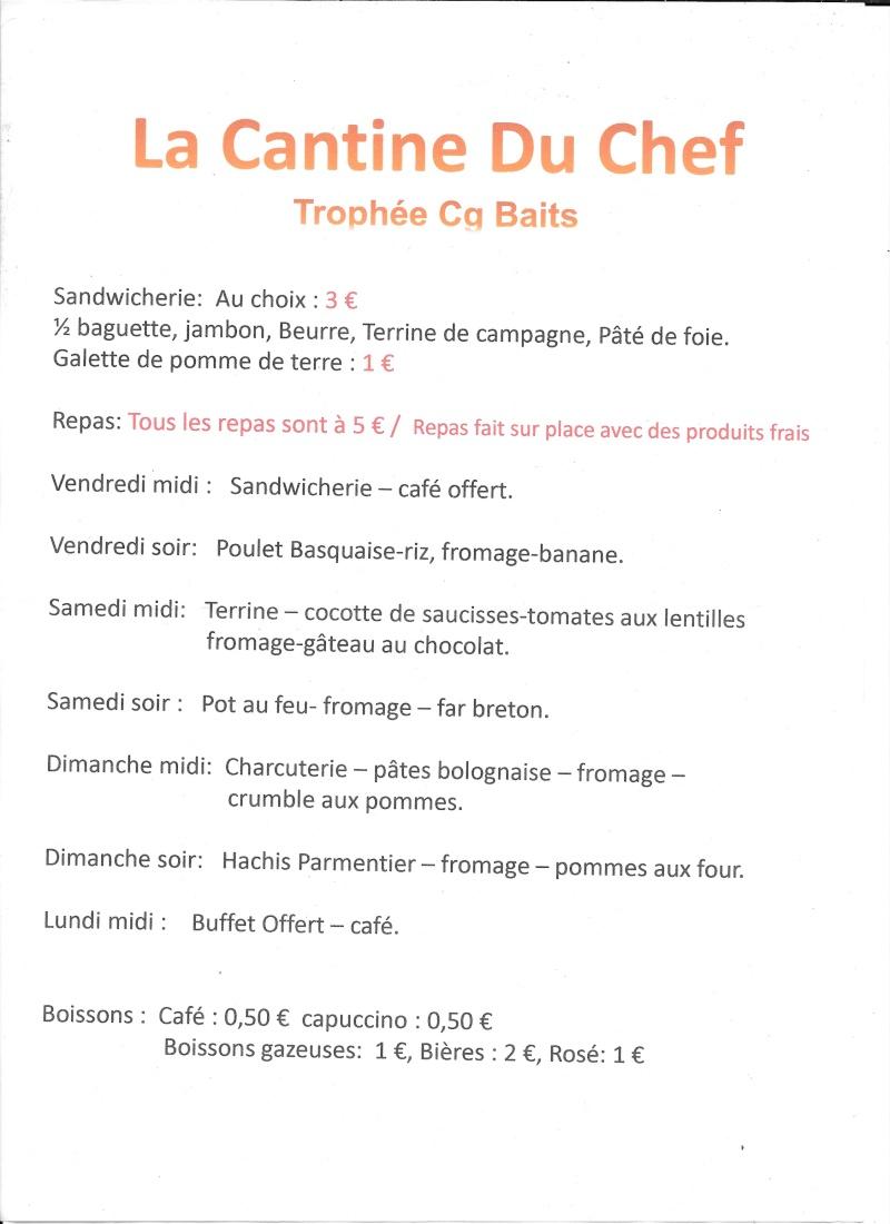 Trophée CG Baits 410