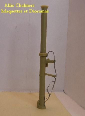 FIGURINE GI au BAZOOKA - 120 mm Gib1010