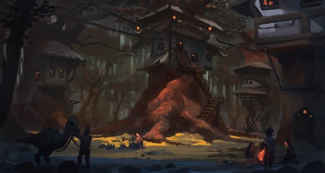 Description et PNJ du royaume Hunter10