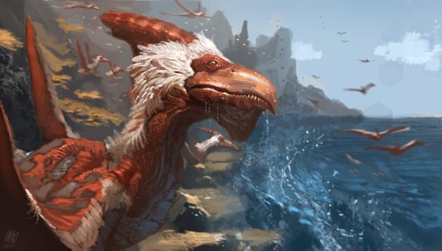 Description et PNJ du royaume Sea_dr10