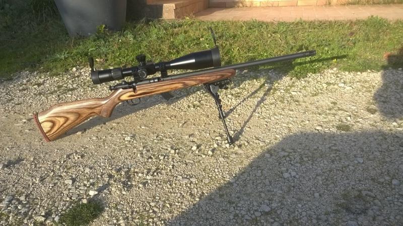 Mes carabines Savage10
