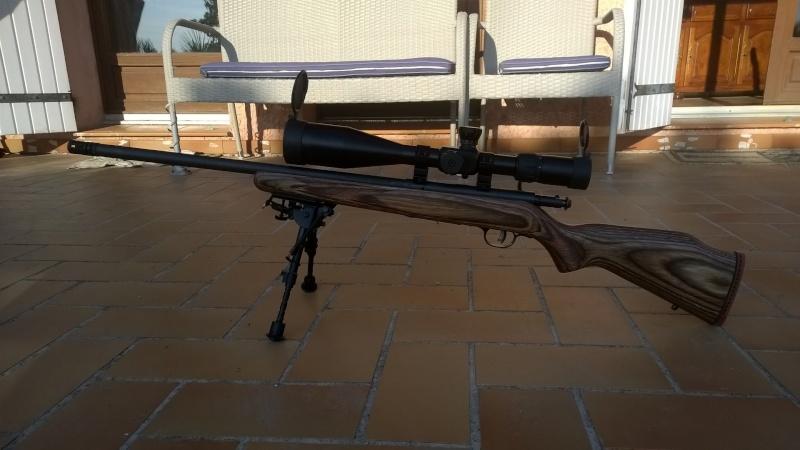 Mes carabines Savage11