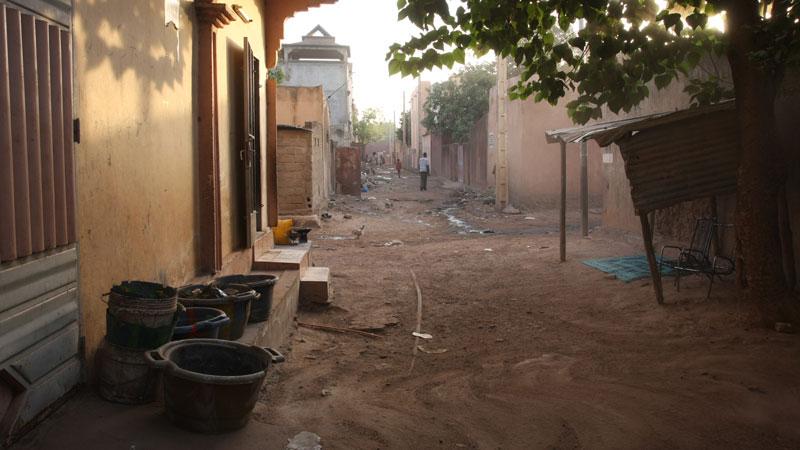 10- Bamako le quartier où j'habite. _bougo10