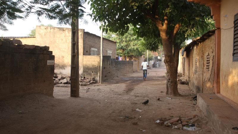 10- Bamako le quartier où j'habite. _bougo11