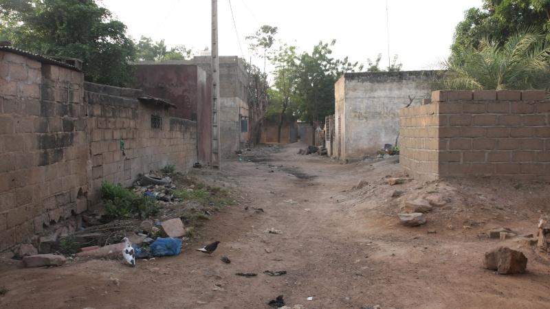 10- Bamako le quartier où j'habite. _bougo16