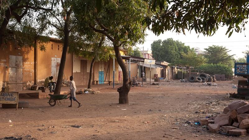 10- Bamako le quartier où j'habite. Bamako17