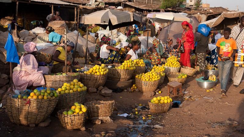 11-Bamako le marché de Médine Marcha16