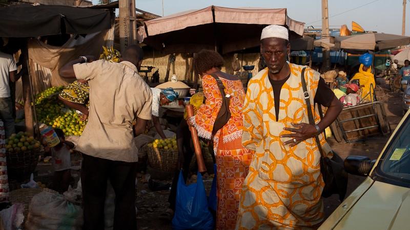 11-Bamako le marché de Médine Marcha17