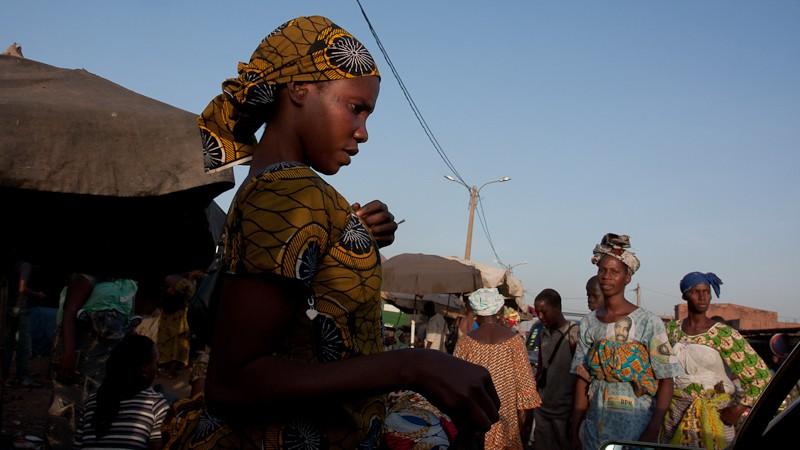 11-Bamako le marché de Médine Marcha18