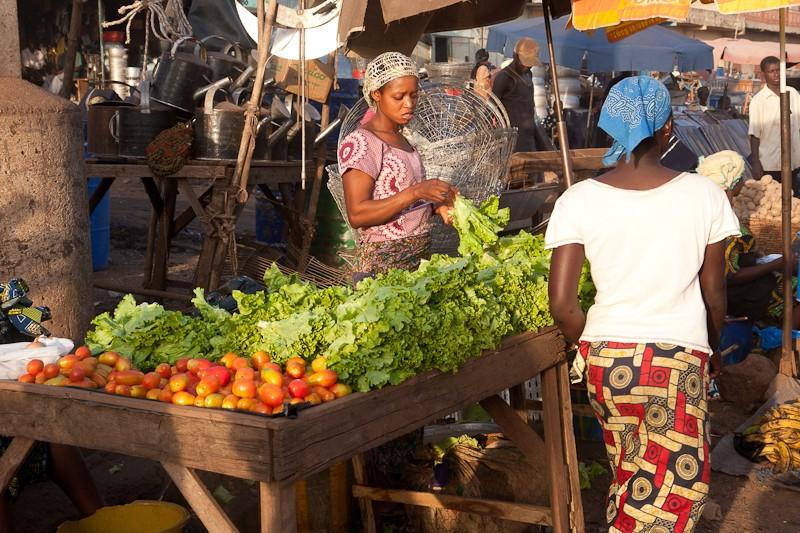 11-Bamako le marché de Médine Marcha19