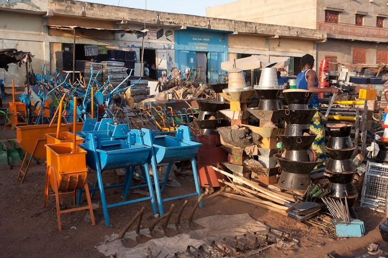 11-Bamako le marché de Médine Marcha20