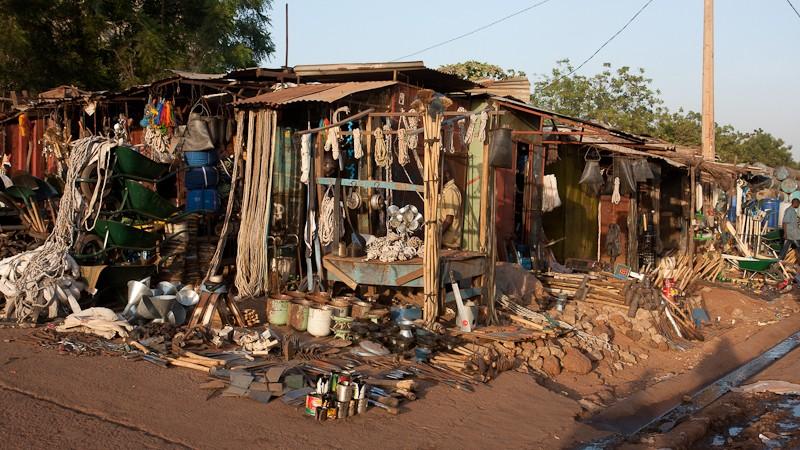 11-Bamako le marché de Médine Marcha22