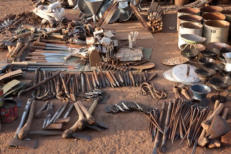 11-Bamako le marché de Médine Marcha23