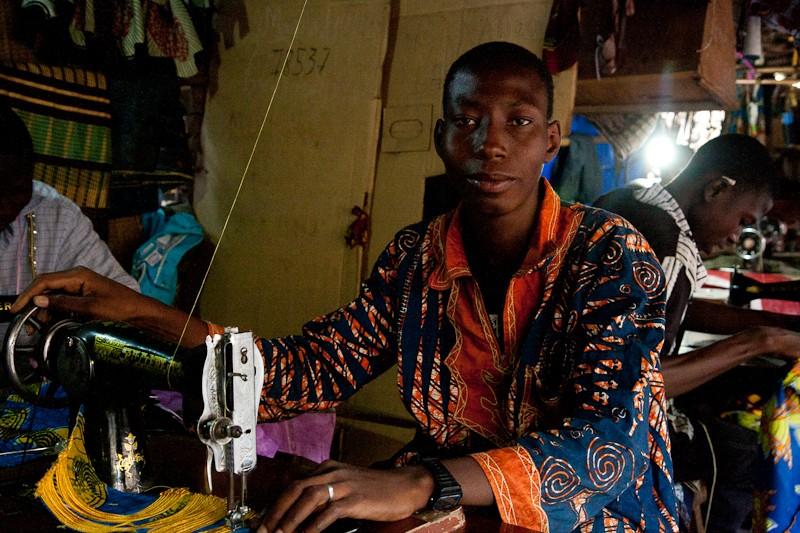 11-Bamako le marché de Médine Marcha26