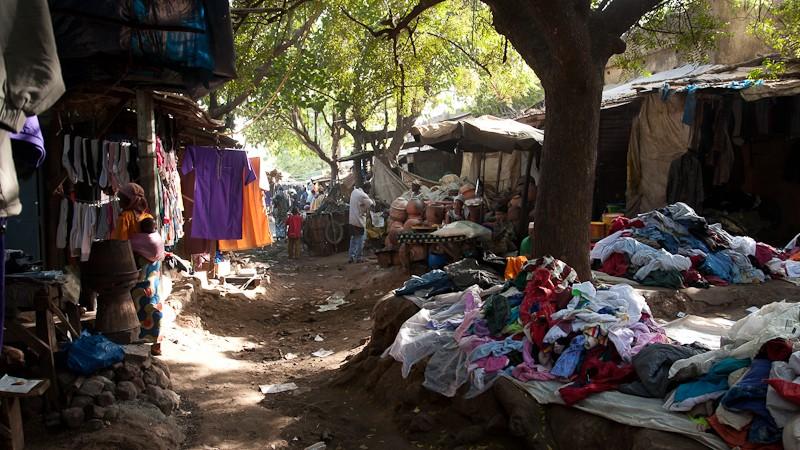 11-Bamako le marché de Médine Marcha28