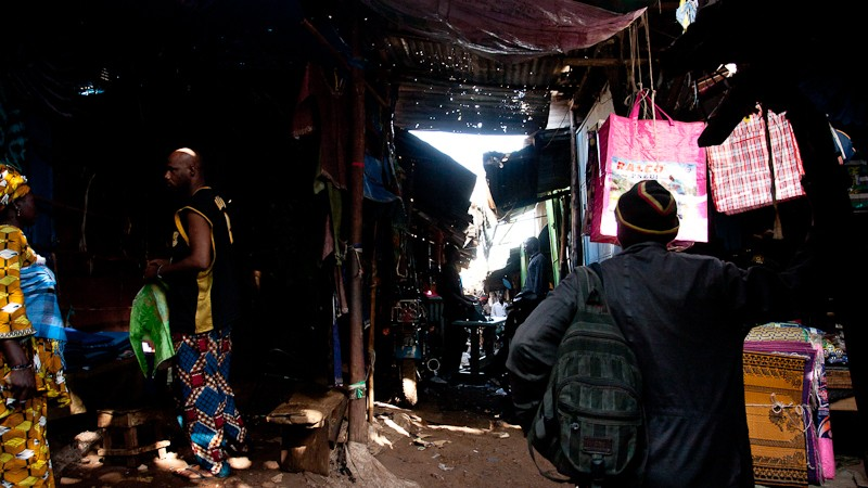 11-Bamako le marché de Médine Marcha29