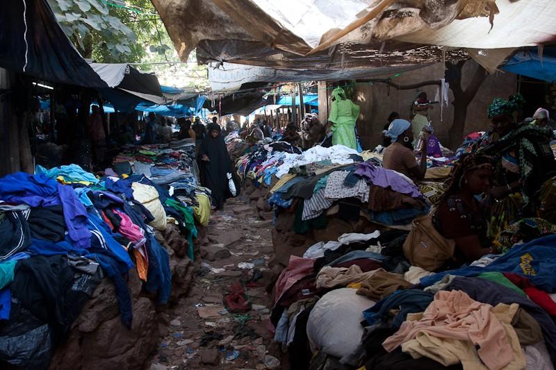 11-Bamako le marché de Médine Marcha30