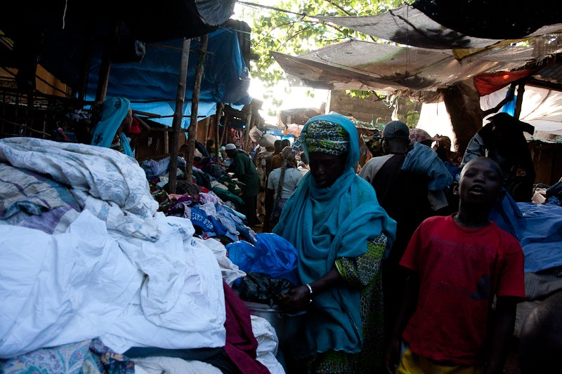 11-Bamako le marché de Médine Marcha31