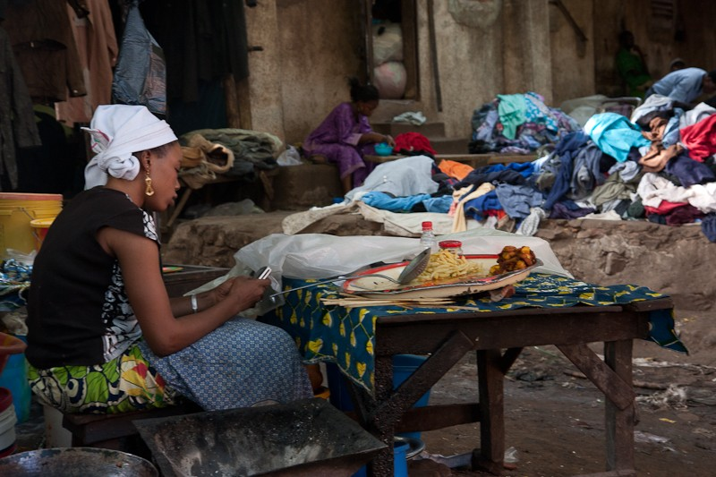 11-Bamako le marché de Médine Marcha32