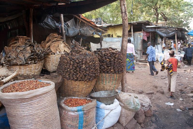 11-Bamako le marché de Médine Marcha34