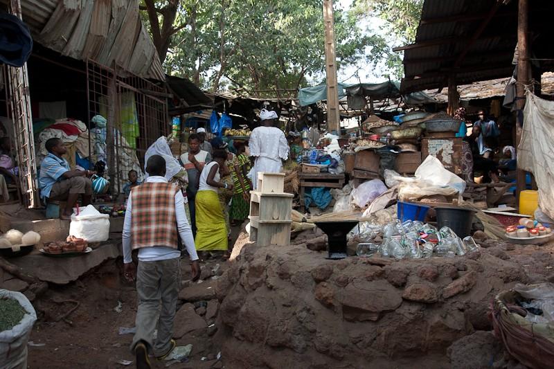 11-Bamako le marché de Médine Marcha35