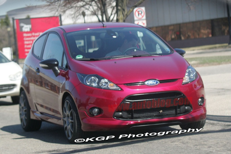 2012 - [Ford] Fiesta ST 01-eco10