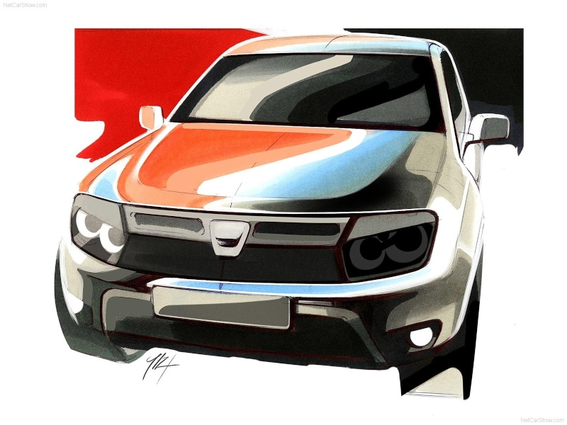 [Présentation] Le design par Renault - Page 11 Dacia-10