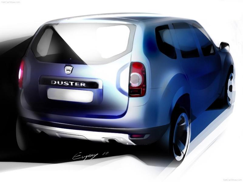 [Présentation] Le design par Renault - Page 11 Dacia-12