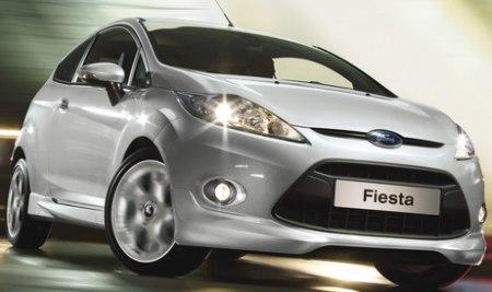 2012 - [Ford] Fiesta ST Ford-f10