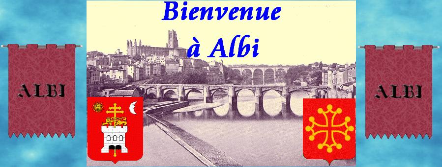 Ville d'Albi - Comté de Toulouse