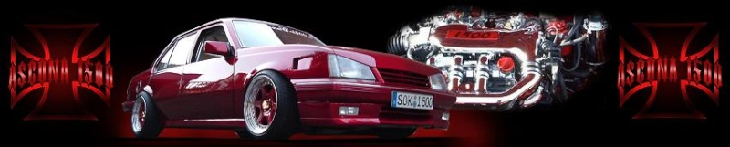 Vectra A 2.0 16V Turbo Umbau I500-b13