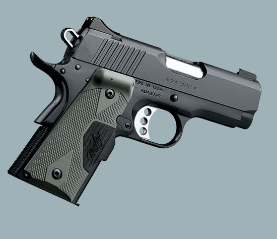 Le pistolet ou revolver de sac à main idéal - Page 3 Kimber10