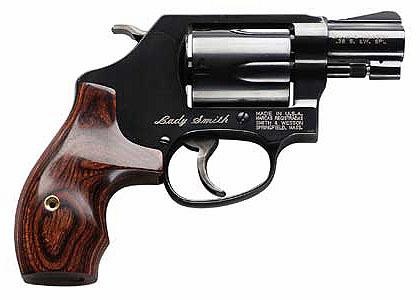 Le pistolet ou revolver de sac à main idéal - Page 3 Ladysm16
