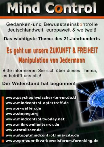 Flyer Mind Control Flyerm10
