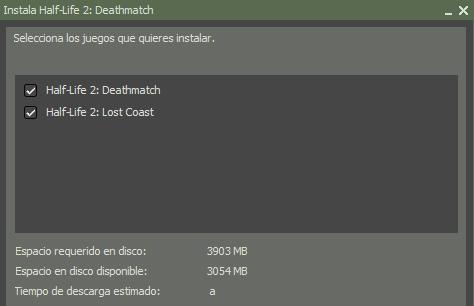 Pack Half Life 2 Gratuito: Multijugador y Lost Coast Hl10